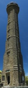 The Durie Hill Memorial Tower, Whanganui.