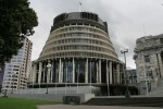 Parliament Buildings, Wellington, NZ