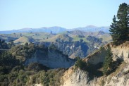 Familiar landscape of the Rangitikei Region