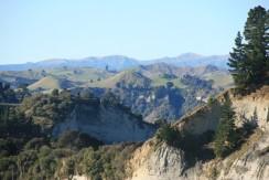 Familiar landscape of the Rangitikei Region