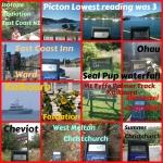 Readings taken in 2013. 100CPM is Alert Level