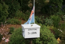 Don't forget St John's!