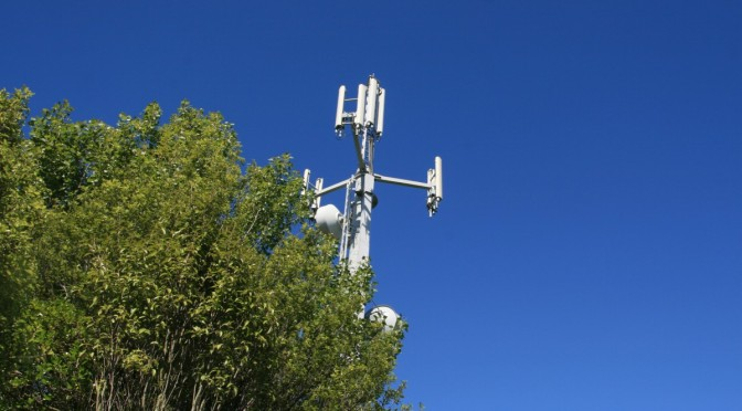 If you live near a cell  phone mast … important information; plus, measuring Wi-Fi radiation in your home cheaply