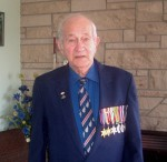 My father, James Alfred D'Arcy Vernon 1922-2007