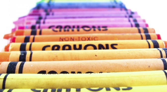 This is not good … Tests Find Asbestos in Kids' Crayons, Crime Scene Kits