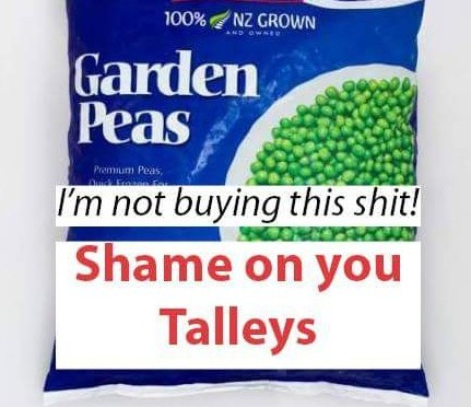 Corporate Knighthoods … and Why You Should Boycott Talley's Products