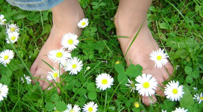 Why Walking Barefoot Might Be an Essential Element of Good Health