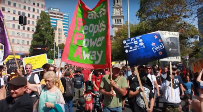 TPPA – It's Not Over Yet!  Nationwide day of action – Saturday November 14th!