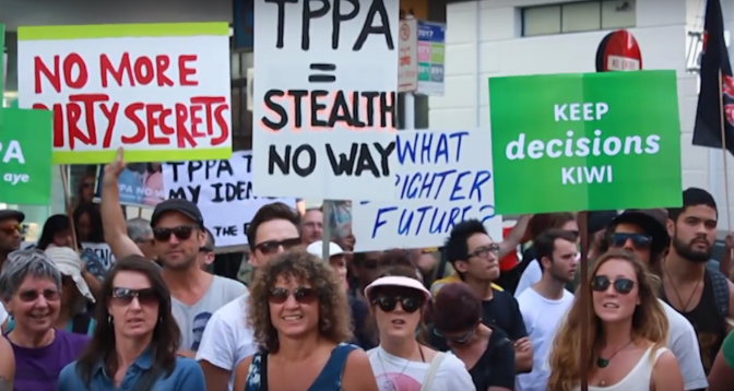 It's Our Future: TPPA News Bulletin