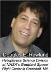 Douglas E. Rowland NASA Mug