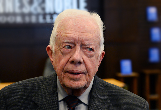 "Jimmy Carter: ""Medical Marijuana Cured My Cancer"""
