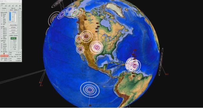 12/19/2015 — California Alert — Methane Eruption at FRACKING operation – Climate Consequences – Dutchsinse