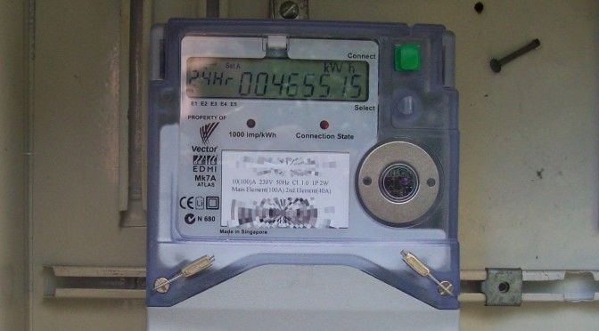 What your powerco isn't telling you about your Smart aka Advanced Meter