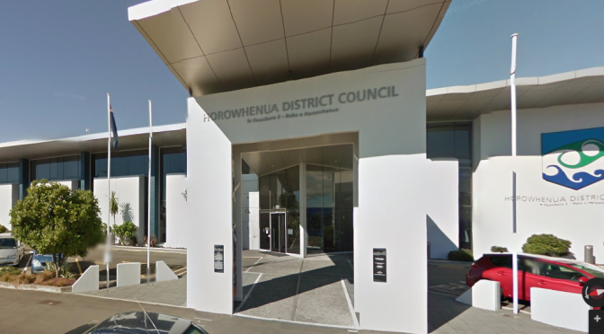 Horowhenua District Council's Pollution Whistleblower has been served a trespass warrant – so what's to hide?