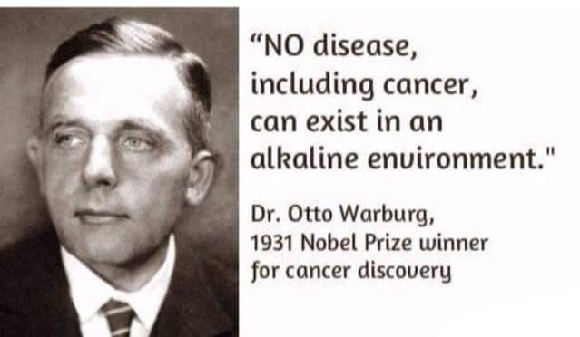 The Man Who Discovered The Cause Of Cancer Wrote A Book On Curing It