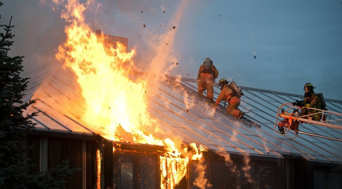 An exposé of Smart Meters & the fire risk that goes with them