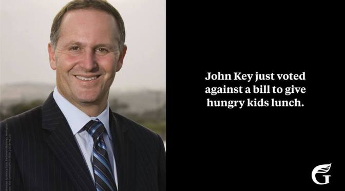 Key wants to turn New Zealand into a haven for the 1%