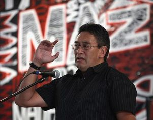 Hone_Harawira,_Mana_Party_leader
