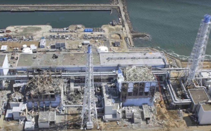 According to experts Fukushima radiation levels are at an 'unimaginable' intensity