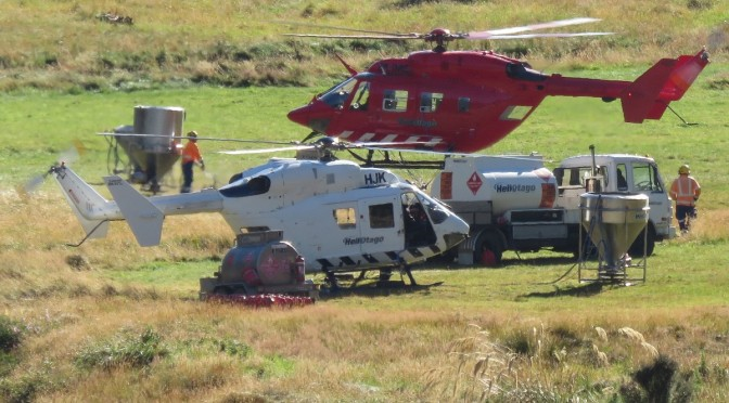 Rescue Helicopters Used to Poison Deer – Tourists Speak Out (the Graf Boys at Mt Aspiring)