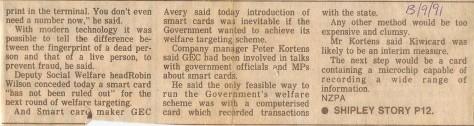 B1 Smart Card