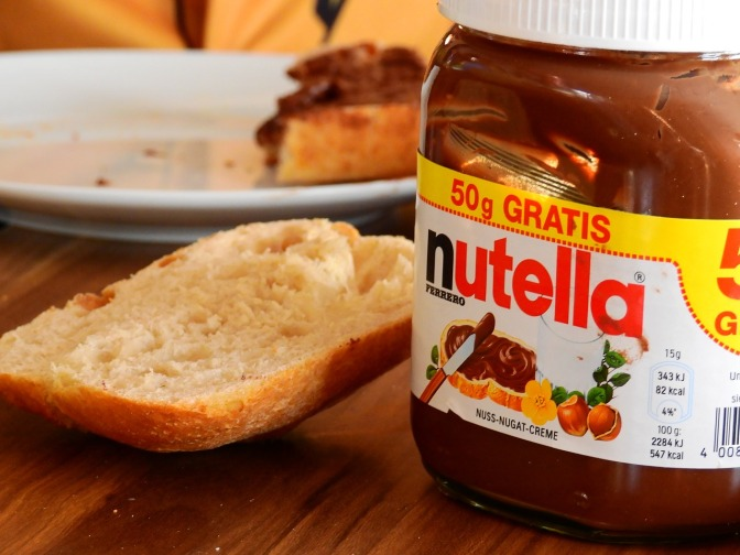 NUTELLA Health Concerns Raised re Palm Oil Ingredient that May Cause Cancer