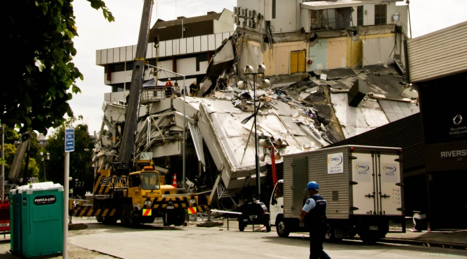 Falling through the cracks: experts warn of a wave of new buildings failing earthquake standards