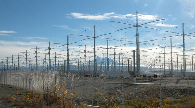 HAARP from Mainstream News … that topic we're told's conspiracy