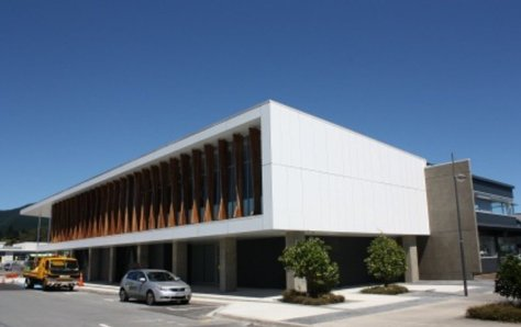 KCDC HQ