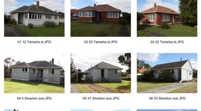 The Nats have been land banking Tamaki state homes on prime real estate since 2012, clearing out the poor to make way for private mansions