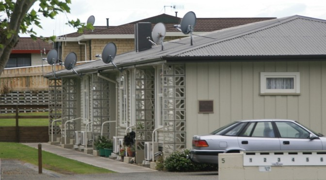 Horowhenua's community housing all but gifted to the new 'front' company 'Compassion Horowhenua' (leaked)