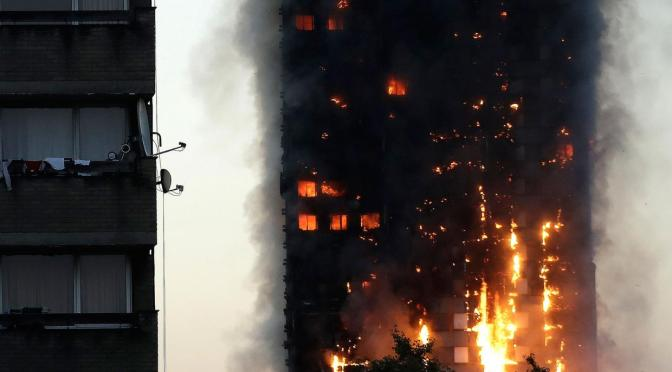 """Read the Grenfell Action Group's warning of a """"catastrophic event"""" they published in November last year – damning evidence"""