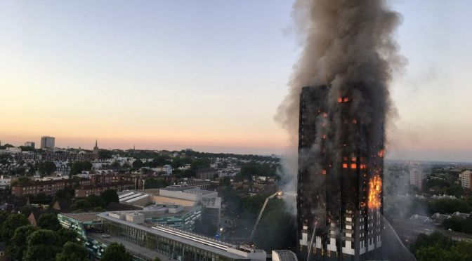 What the media won't tell you about the Grenfell Tower fire