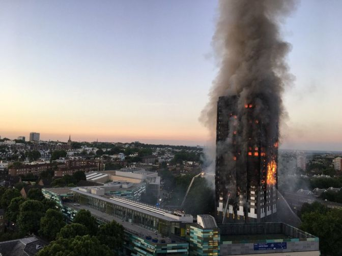 """""""ALL OUR WARNINGS FELL ON DEAF EARS … (from the Grenfell Action Group) """"we predicted that a catastrophe like this was inevitable"""""""
