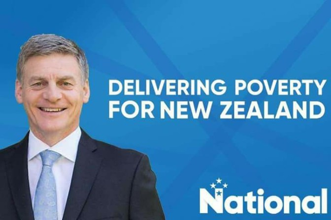 NZ NOW RANKS AT BOTTOM OF DEVELOPED WORLD – thanks Nats, you do us proud