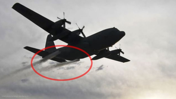Texas carpet bombs its own hurricane-traumatized victims with neurological poisons sprayed from military planes