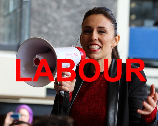Jacinda Adern & Labour: Truth Exposed