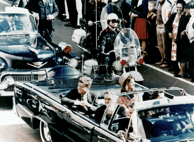JFK to 911: everything is a rich man's trick … the details you weren't privy to