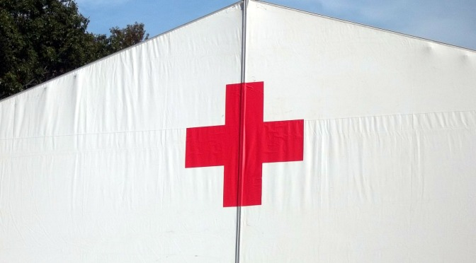 HOUSTON Council man advises people not to donate to Red Cross – caught throwing away donated goods