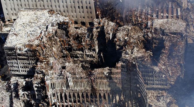 16th 9/11 anniversary: It's time for the Awful Truth