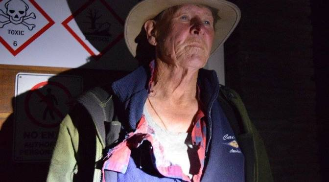 DoC thugs attack senior citizens