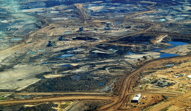 Rare & deadly cancers found downstream from Canada's oil sands – the ongoing rape & pillage of the environment by corporations at the hosts' expense