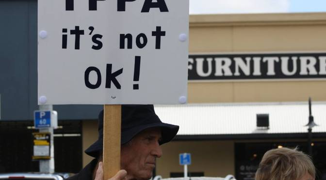 Important notice re TPPA 'consultation' meetings by MFAT