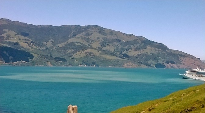 "A pollution problem you probably weren't aware of – concern expressed by an Akaroa resident, a problem dubbed an ""international embarrassment"" by Victoria University Law Lecturer"