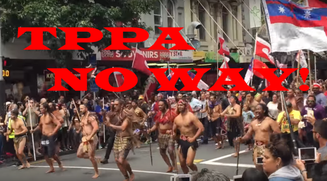 What you need to know about the 'new' & still secret TPPA that isn't new & doesn't bode well for Maori, or anybody else really except of course the corporations