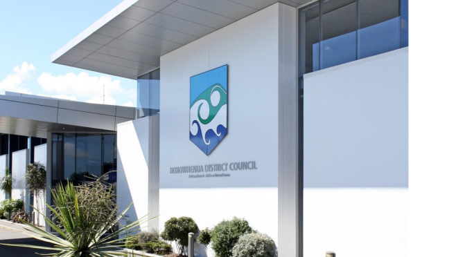 Draconian media policy adopted by Horowhenua District Council
