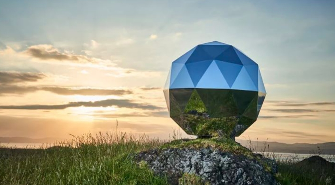 "Rocket Lab's ""Secret Payload"" is a Big Disco Ball. Really. Honestly."