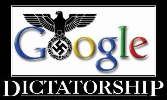 "Evil Google pushing ""final solution"" to eradicate independent news from the web… FOREVER"