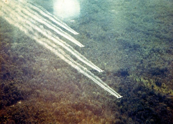 The Two Scientists Who Gave Agent Orange the Safety Tick, Now Hold Top Positions Governing Vaccine Safety