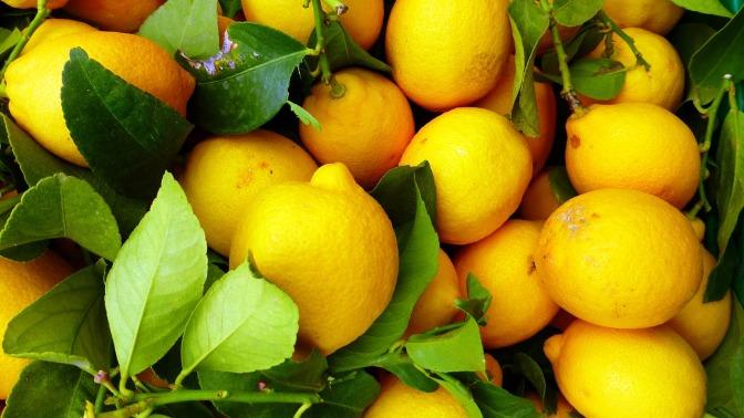 The anticancer benefits of lemon